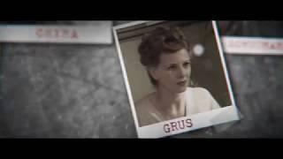 Ach śpij kochanie - Karolina Gruszka jako Anna (premiera: 20 października 2017)