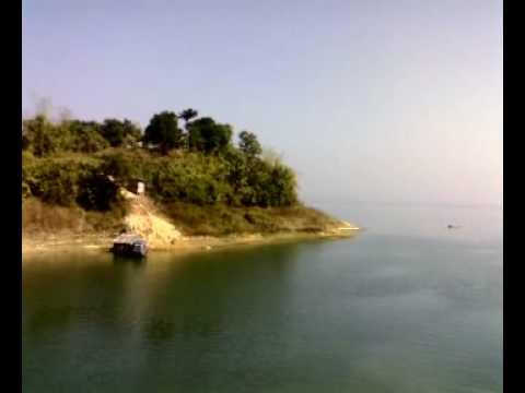 Scenic spot of Rangamati,Chittagong,Bangladesh