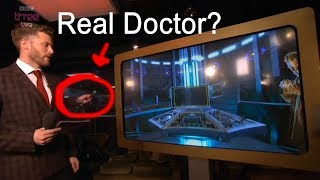 Doctor Who: Proof that the Doctor EXISTS!