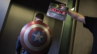"Behind the Magic: The Visual Effects of ""Captain America: The Winter Soldier"""