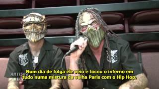 Skinny do Mushromhead fala da rixa com o Slipknot (Legendado Pt-Br)