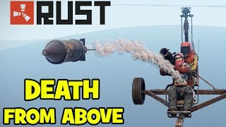 DEATH FROM ABOVE - Rust