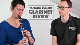Yamaha YCL 450 Clarinet Review