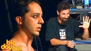 System Of A Down - Suite-Pee live [ Big Day Out | 60fps ]
