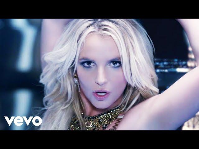 "Video oficial de ""Work B**ch"" de Britney Spears"