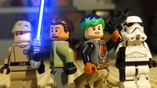 LEGO STAR WARS REBELS - EPISODE 1 - IMPERIAL ATTACK - 100 MILLION VIEWS SPECIAL