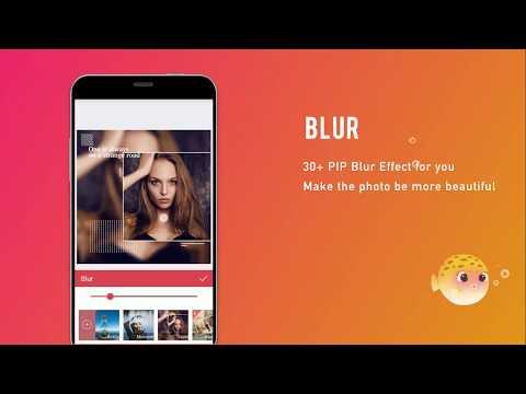 Square Art Photo Editor-Selfie Cam Collage Maker 2 3 Baixar APK para