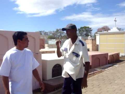 Nandaime cementerio