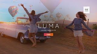 mTransition Luma - FREE FCPX PLUGIN
