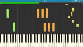 Young Thug ft. Future - Relationship - Piano Tutorial