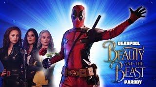 """Deadpool Musical - Beauty and the Beast """"Gaston"""" Parody"""