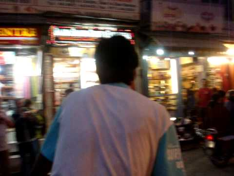Kathmandu – Thamel Traffic