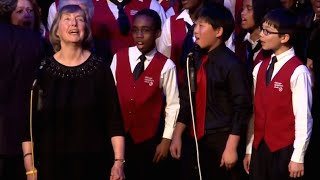 """Where Is My Mind"" Young@Heart, SciTech Band, Chicago Children's Choir & Hampshire YP Chorus"
