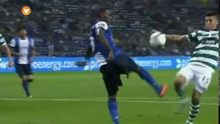Golo de Jackson Martínez: Porto (1)-0 Sporting (Liga 12/13 - 6ª J)