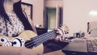"""Say the Word"" ukulele Cover Hillsong"
