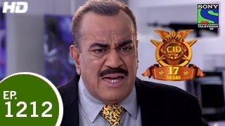 CID - सी ई डी - DCP Chitrole Ki Shaadi - Episode 1212 - 5th April 2015 width=