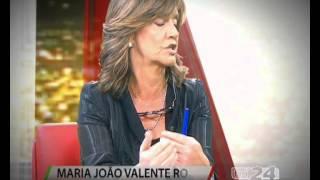 A CAMINHO DAS LEGISLATIVAS QUINTA NA TVI24