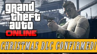 GTA 5 Online | Christmas DLC Update Officially Confirmed - Holiday SNOW Coming Soon! (GTA 5 DLC)