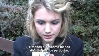 Cassie - Series 1 - Video Diary - Legendado