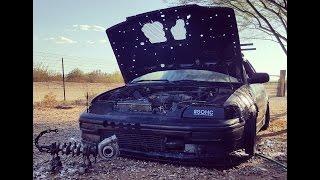 18 year Honda crx cold start video @therustyrex