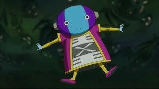 Goku Summons Future Zeno! English Dub 67 1080p HD