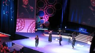 CeCe Winans LIVE in Dallas - Women of Faith 2012 (I Pray)