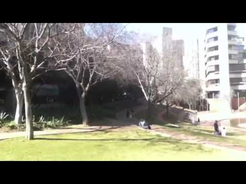 D.Kim in South Africa: More UJ Campus!