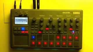Metronomy - I'm Aquarius (KORG Electribe 2 / EMX2 Cover / Instrumental)