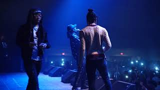 Migos Live!!! Awesome Footage of Migos in Concert! width=