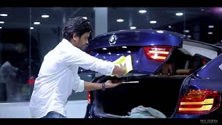 BMW GT Ceramic Coat BY Shankar Ceramic Coat Rajahmundry