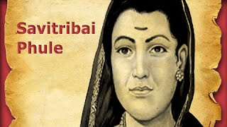 Savitribai Phule - First Lady Teacher in India