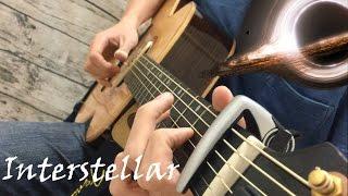 Hans Zimmer - Interstellar Main Theme 星際效應 (Fingerstyle Guitar Cover)