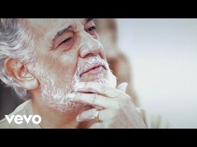 Vídeo de la canción Encanto del Mar de Plácido Domingo