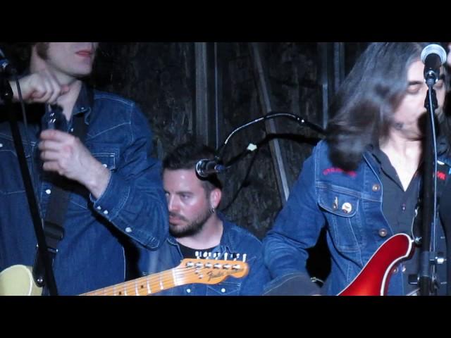 Vídeo de un concierto en la sala Cantabria.