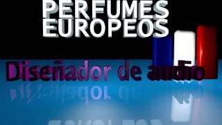 DEMO RUBEN VALDEZ PERFUMES EUROPEOS