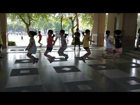 跳繩比賽第三組之一 - YouTube