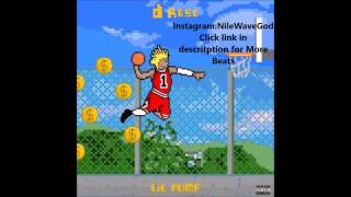 LIL PUMP - D Rose Instrumental (Reprod by Nile Waves)