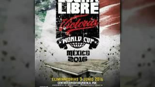 Equipos confirmados para Lucha Libre World Cup en Mexico!!