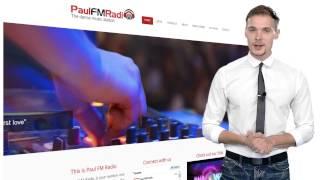 About Paul FM Radio - Intro Video