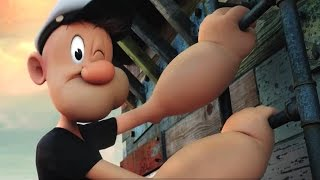 POPEYE Movie (Sony Pictures Animation - 2016)