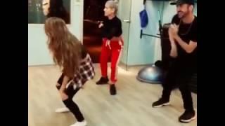 Ahora Lloras Tú - Ana Mena ft. CNCO (baile)