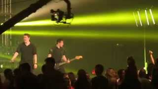 "Nine Lashes ""Write It Down"", Live @ R.O.K. Concert 2015 (Shelbyville, TN)"