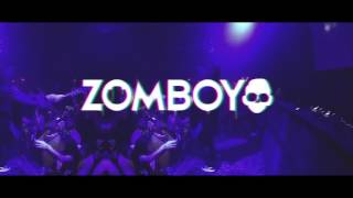 ZOMBOY @ La Riviera - 26 Noviembre 2016 - Official Trailer