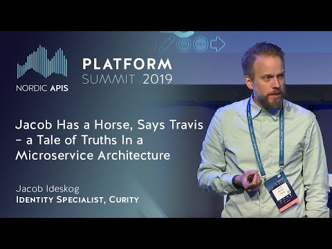 Jacob Has a Horse, Says Travis – a Tale of Truths In a Microservice Architecture