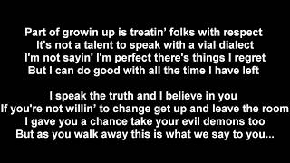 Unkle Adams - I Am Stronger Lyrics (Official Lyrics)