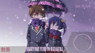 Nightcore -  Yume To Hazakura