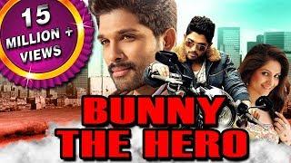 Bunny The Hero (Bunny) Telugu Hindi Dubbed Full Movie | Allu Arjun, Gowri Munjal, Prakash Raj width=