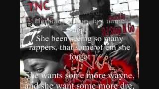 TNC Boys - Nothing To Say (Lyrics) 2011