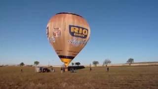 Mongolfiere al Matera Balloon Festival