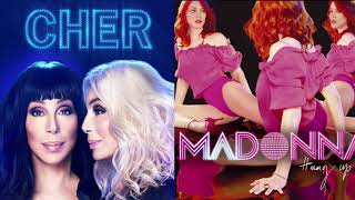 Cher/Madonna Gimme Gimme/Hung Up Best Mashup by Alex Simpson